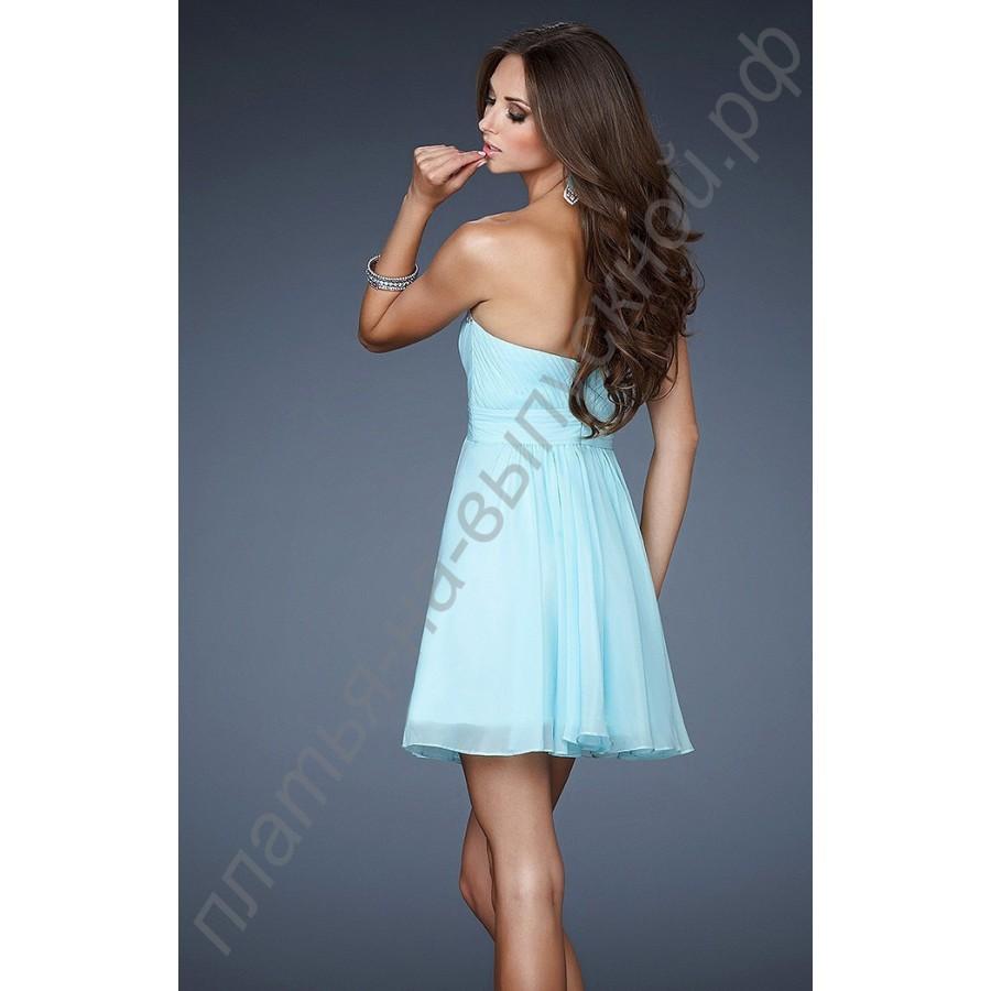 Платье из шифона с доставкой